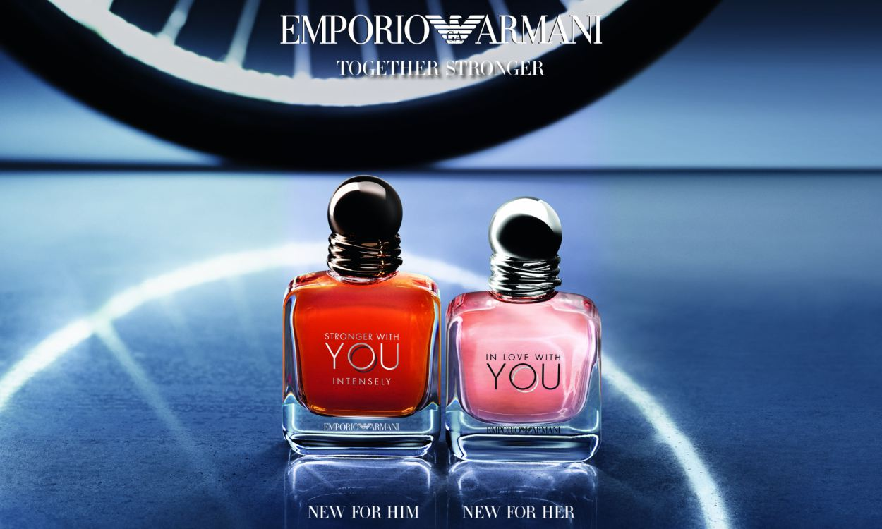 Emporio Armani Intensely cover - Emporio Armani Stronger with You Intensely  耐人寻味