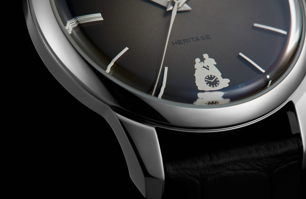 Ernest Borel Dial Heritage Automatic - 关于时间的约定:ERNEST BOREL Heritage Automatic