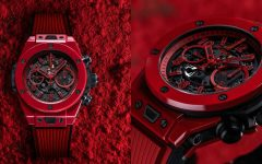 Hublot Big Bang Unico Red Magic cover 240x150 - 红呈吉祥庆丰年:Hublot CNY 2019 腕表精选