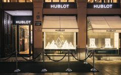 "Hublot celebrates the 5th anniversary of its Munich boutique with a ""Big Bang"" cover 240x150 - Hublot 德国慕尼黑精品店欢庆5周年"