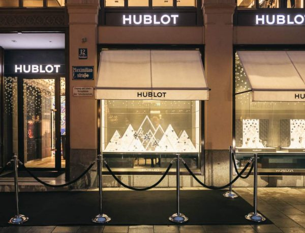 "Hublot celebrates the 5th anniversary of its Munich boutique with a ""Big Bang"" cover 600x460 - Hublot 德国慕尼黑精品店欢庆5周年"