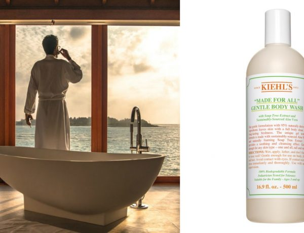 Kiehls K Made Better Gentle Body Wash 600x460 - Kiehl's Made For All 沐浴露,从头到脚一瓶搞定!