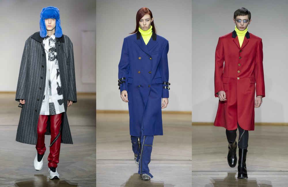 Look 6 Paul Smith AW 2019 - 花花贵公子:PAUL SMITH 2019 秋冬男装系列