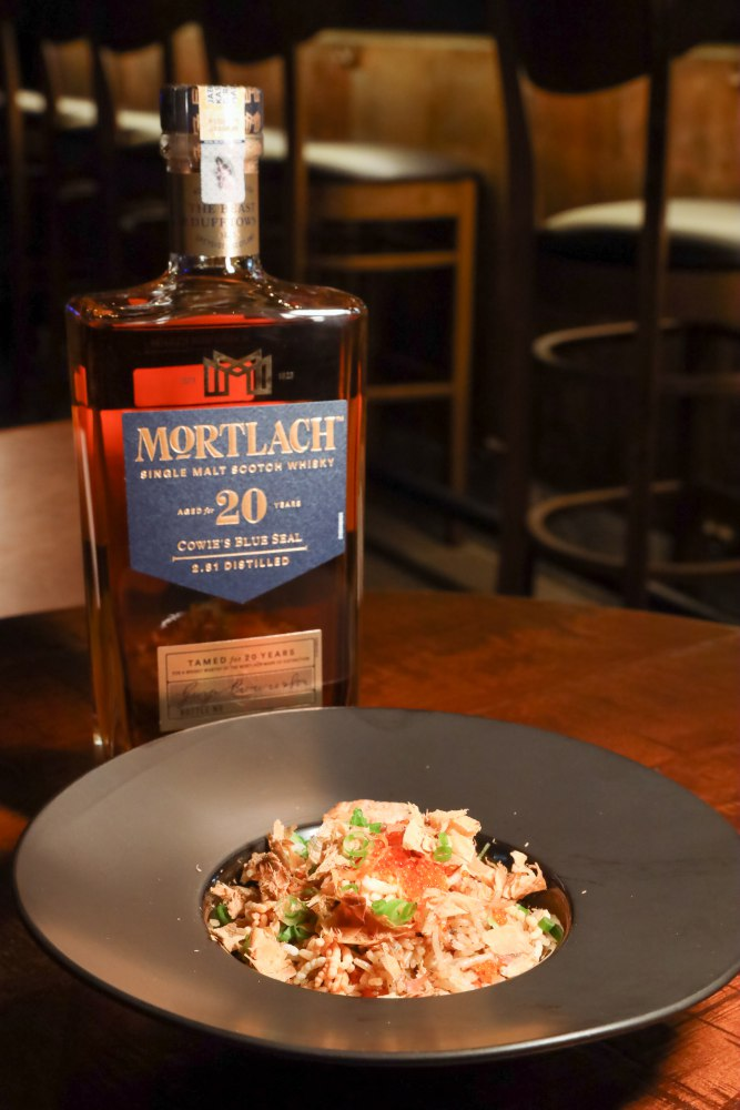 Mortlach Introducing the Beast of Dufftown Image 8 - 威士忌激情之夜:Mortlach 开启品酒新纪元
