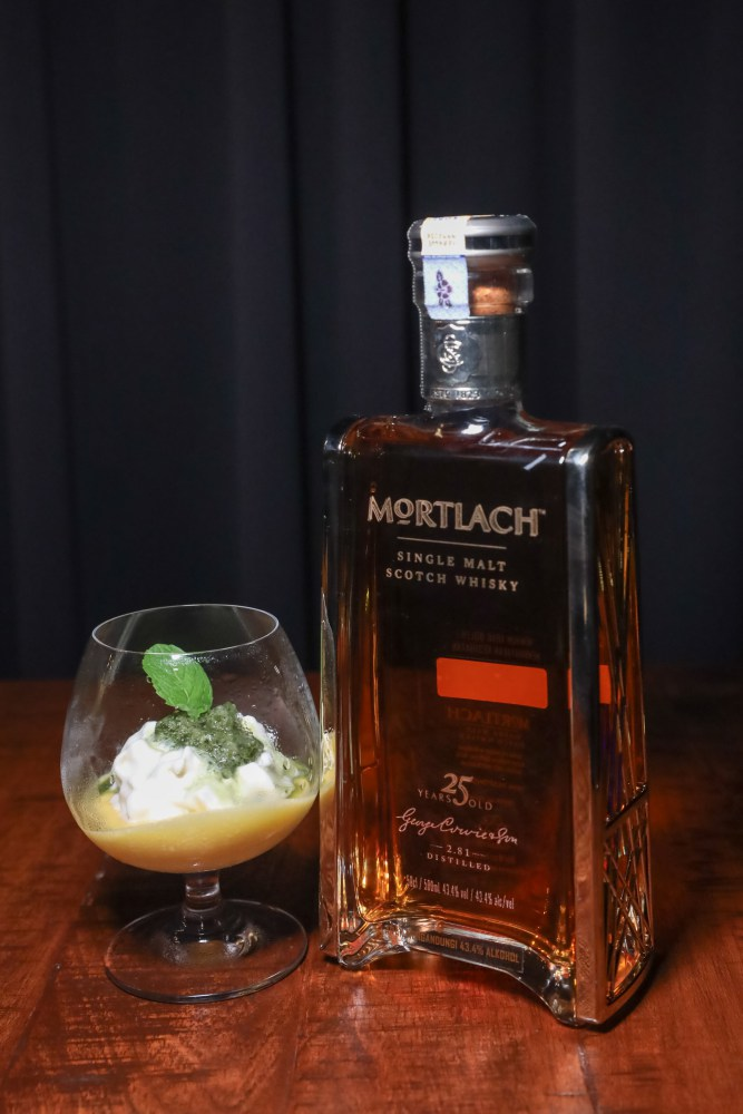Mortlach Introducing the Beast of Dufftown Image 9 - 威士忌激情之夜:Mortlach 开启品酒新纪元