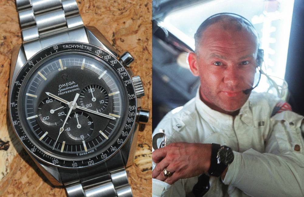 Omega Speedmaster Celebrating 50 Anniversary 1969 Moonwatch Nasa - WHAT'S NEW:值得期待的2019(Part 2)