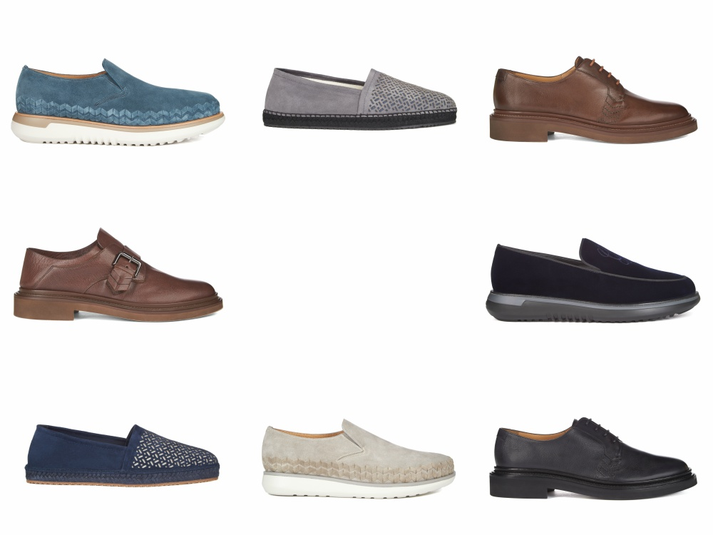 Shoes Giorgio Armani SS19 Menswear - 独具玩趣的绅士鞋履:JIMMY CHOO 2019 春夏系列