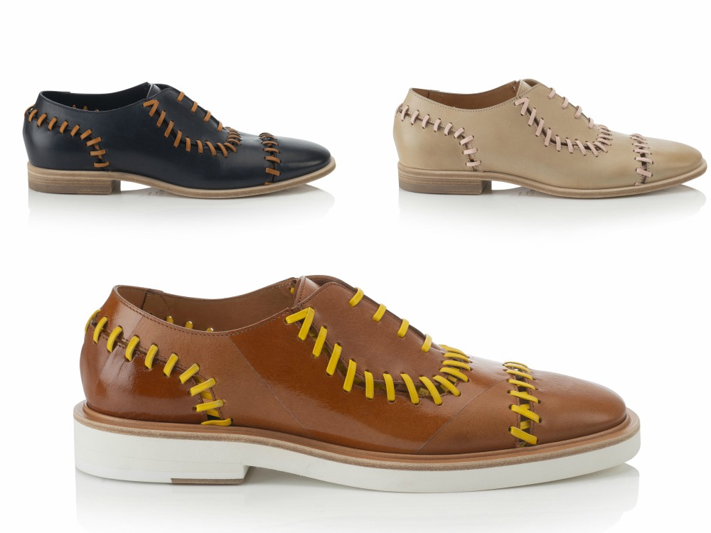 Tahu Shoes Jimmy Choo 2019 Spring Summer 2019 Menswear - 独具玩趣的绅士鞋履:JIMMY CHOO 2019 春夏系列