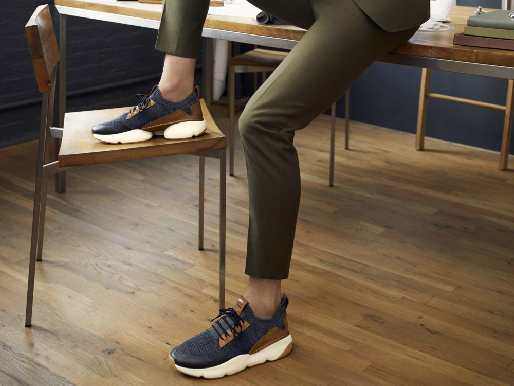 Zerogrand Cole Haan Fashion look - COLE HAAN ZERØGRAND All Day Trainer:多 ... 1a4392ea3