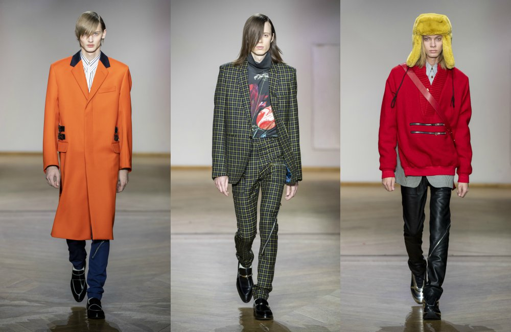 looks Paul Smith AW 2019 - 花花贵公子:PAUL SMITH 2019 秋冬男装系列