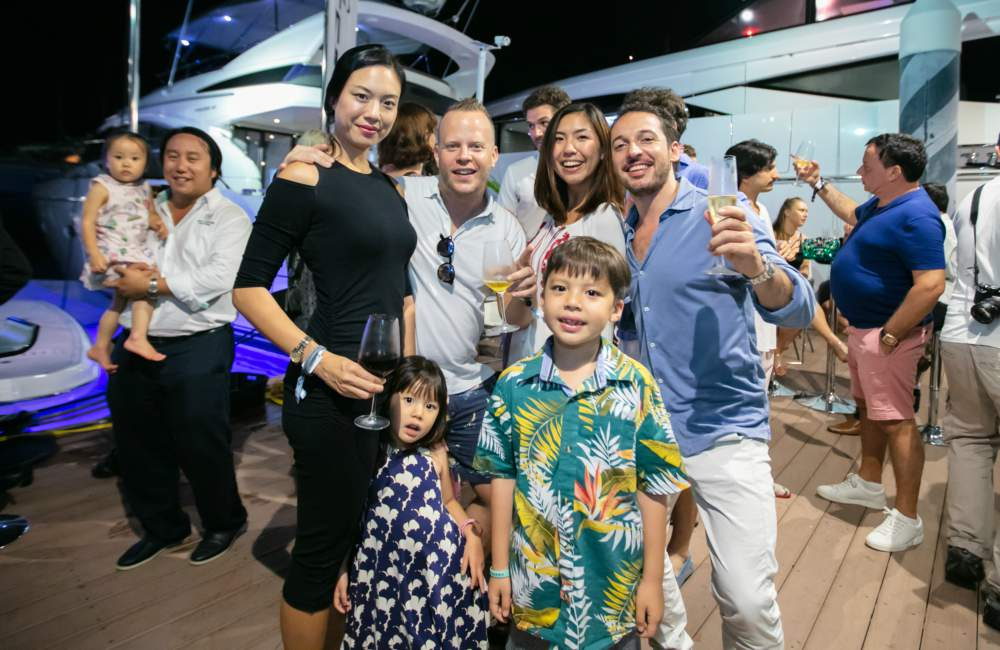 Guests Singapore Yacht Show 2019 - 扬帆起航:第9届新加坡SYS国际游艇展