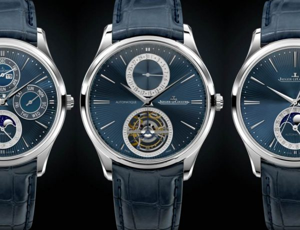 Jaegar LeCoultre Master Ultra Thin Series Limited Edition Cover 600x460 - [SIHH 2019]3款Jaeger-LeCoultre Master UT Enamel