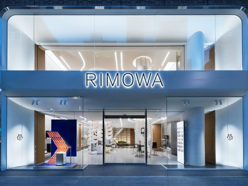 RIMOWA Ginza Store Opening Cover 800x600 - Home