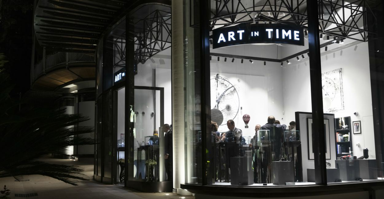 Art in Time Watch Boutique Opening in Monaco cover - 摩纳哥崭新钟表廊:ART IN TIME Monaco