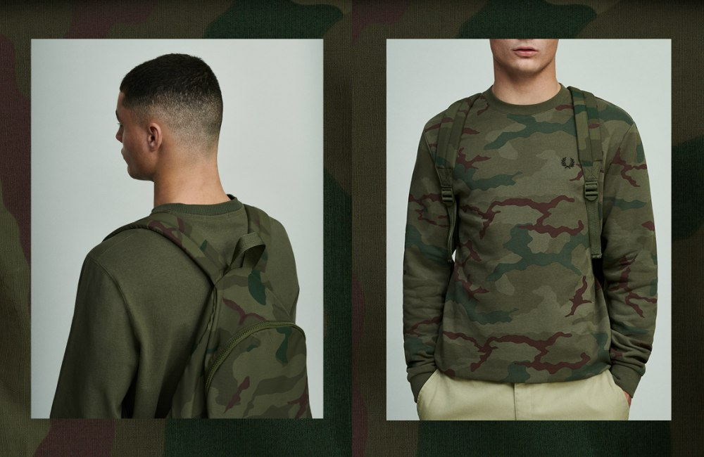 Fred Perry Arktis Authentic Q1 2019 - 再掀英伦街头风:Fred Perry Authentic 2019 Q1
