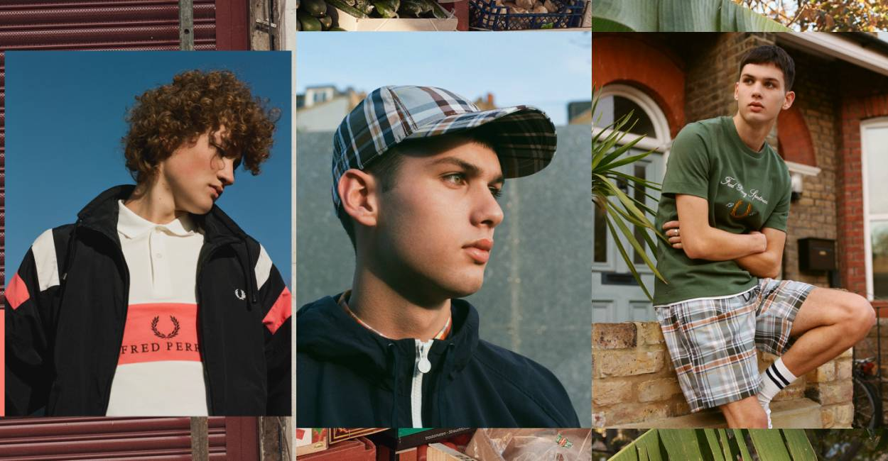 Fred Perry Authentic Q1 2019 Cover - 再掀英伦街头风:Fred Perry Authentic 2019 Q1