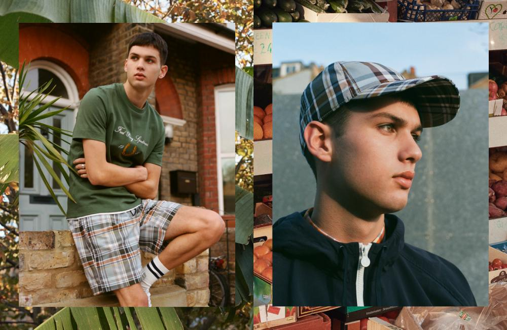 Fred Perry Authentic Q1 2019 Global Madras - 再掀英伦街头风:Fred Perry Authentic 2019 Q1