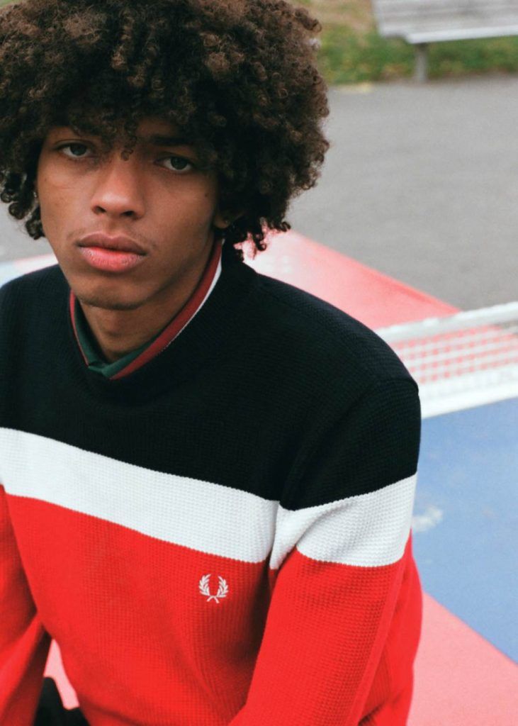 Fred Perry Mens Authentic Q1 2019 731x1024 - 再掀英伦街头风:Fred Perry Authentic 2019 Q1