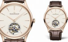 Jaeger LeCoultre Master Ultra Thin Tourbillion Pink Gold cover 240x150 - 玫瑰金陀飞轮超薄大师:Jaeger-LeCoultre Master UT