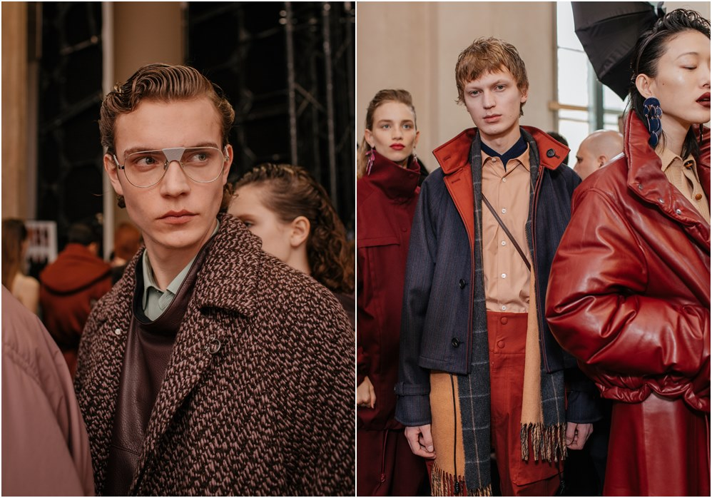 Salvatore Ferragamo fall winter 2019 menswear - Salvatore Ferragamo 秋冬'19:经典与粗犷的对话