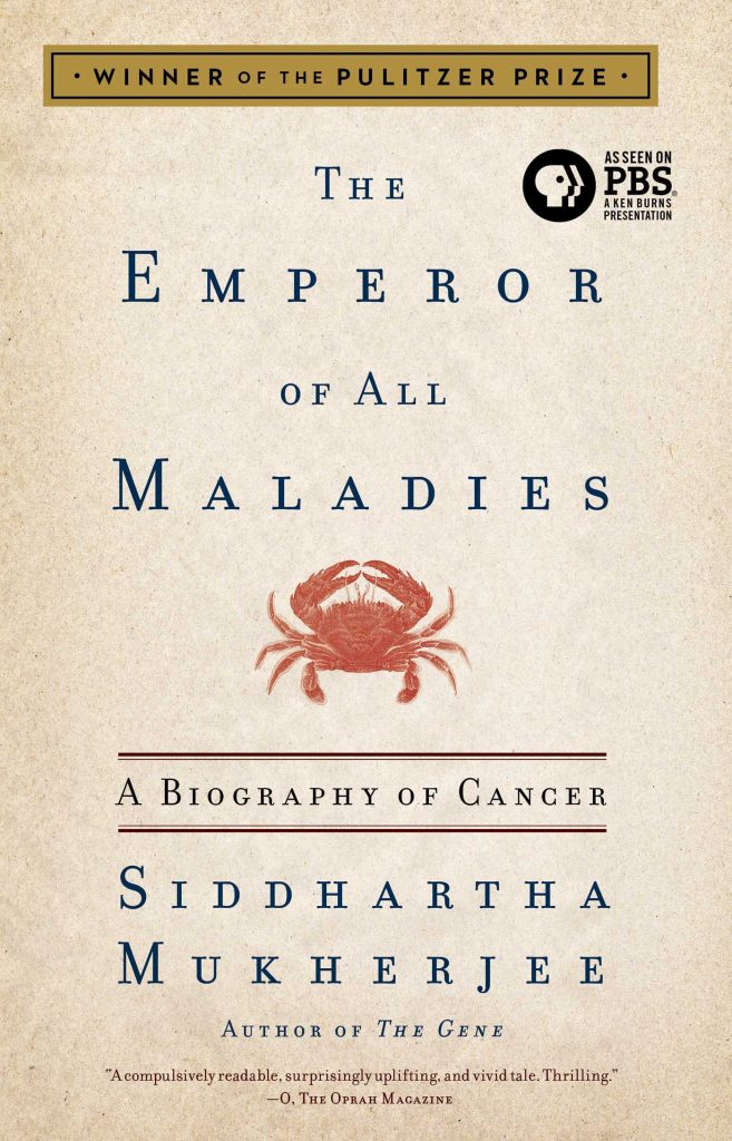 The Emperor of All Maladies 657x1024 - Bill Gates 推荐10本突破性技术相关读物