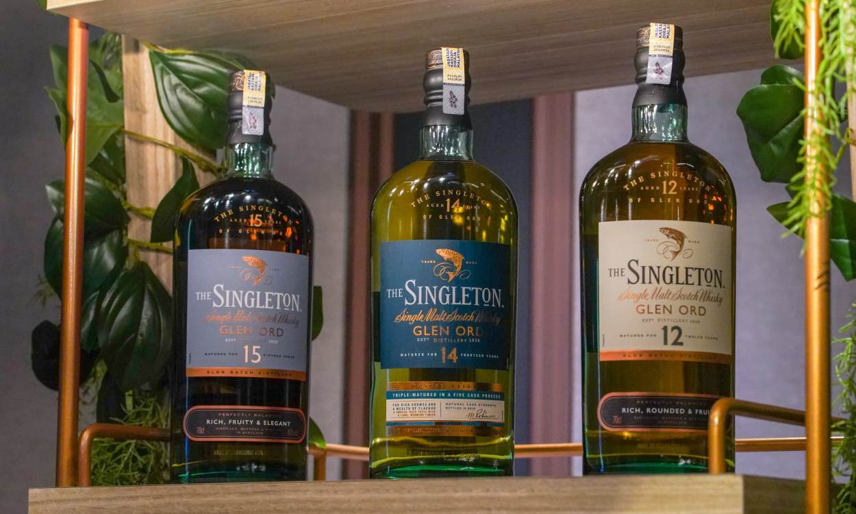 The Singleton of Glen Ord Limited Edition cover - 14年麦芽威士忌限量呈现:The Singleton of Glen Ord