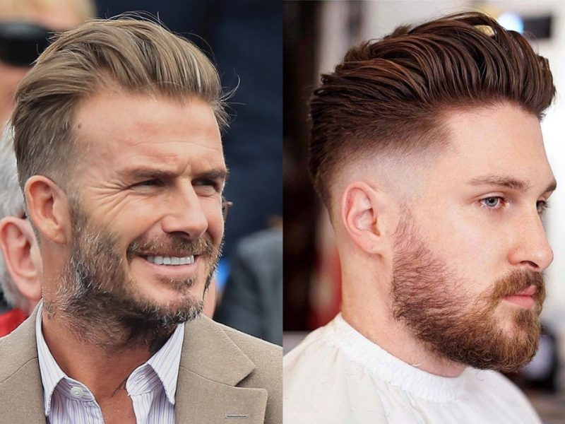 how to style slick back hairstyle 800x600 - Home