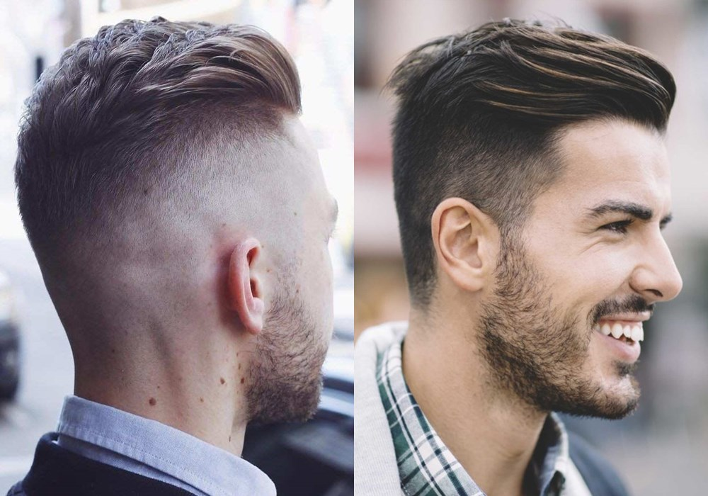 mens slick back hair - 如何打造帅酷 Slick Back 发型?
