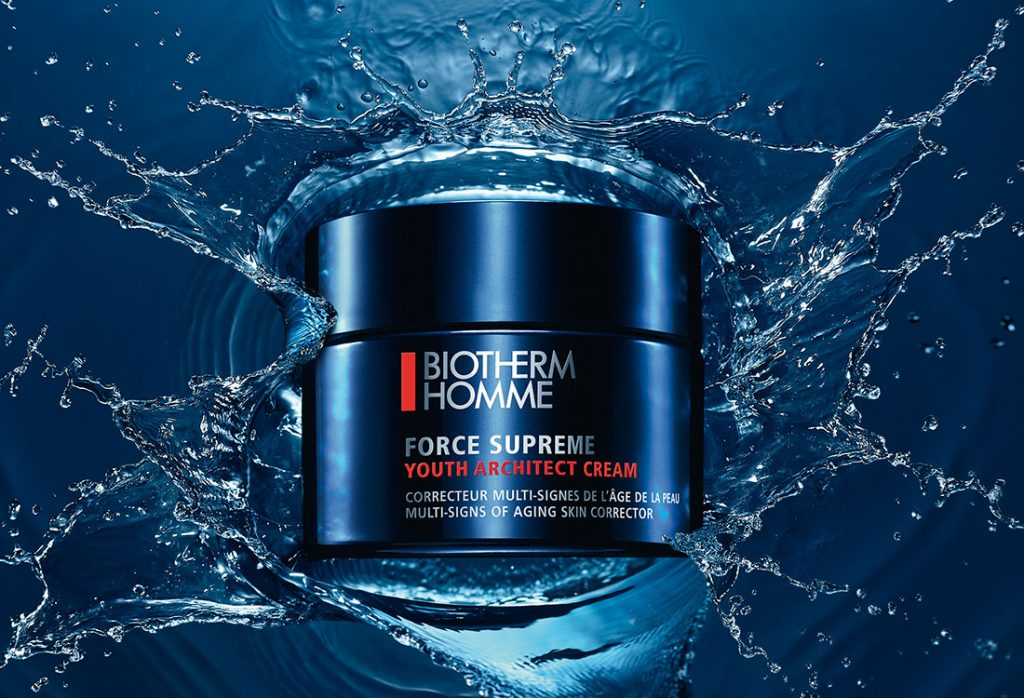 Biotherm Homme Force Supreme Youth Architect Cream - Men's Skincare Guide: Rescuing the Aging Skin!