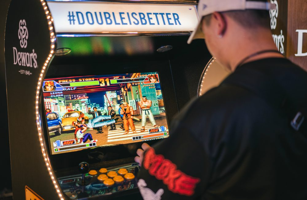 D15 Nights Double the Fun Dewars Double is Better Gaming - 音乐品酒乐无穷:D15 Nights by Dewar's 品酒系列活动