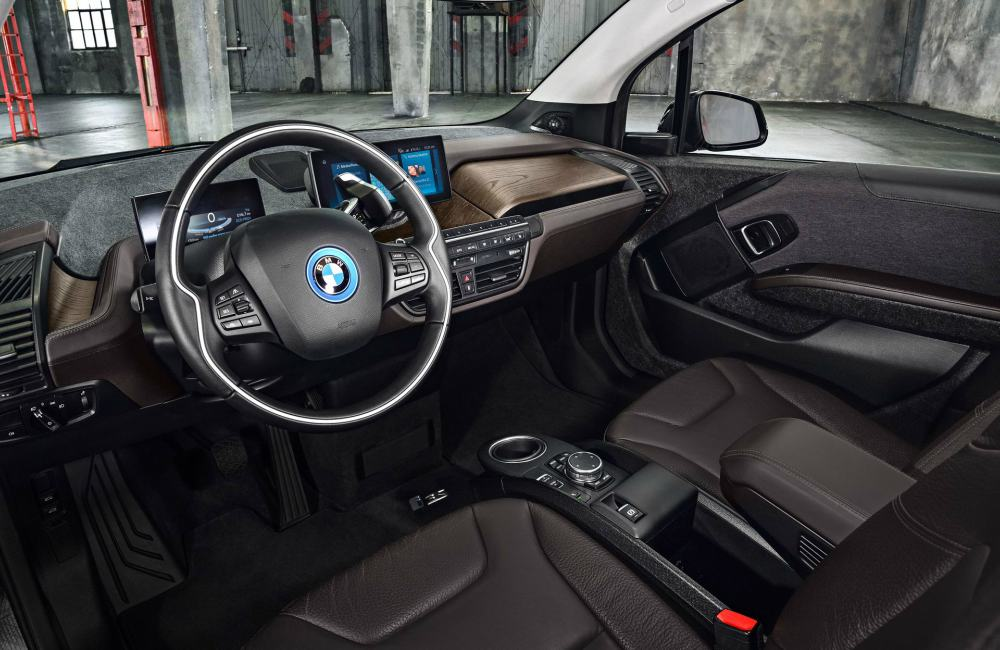 E Gen BMW i3s Dashroom - K's Talk:纯电动车掀新趋势!7款 Fully Charged 新车型