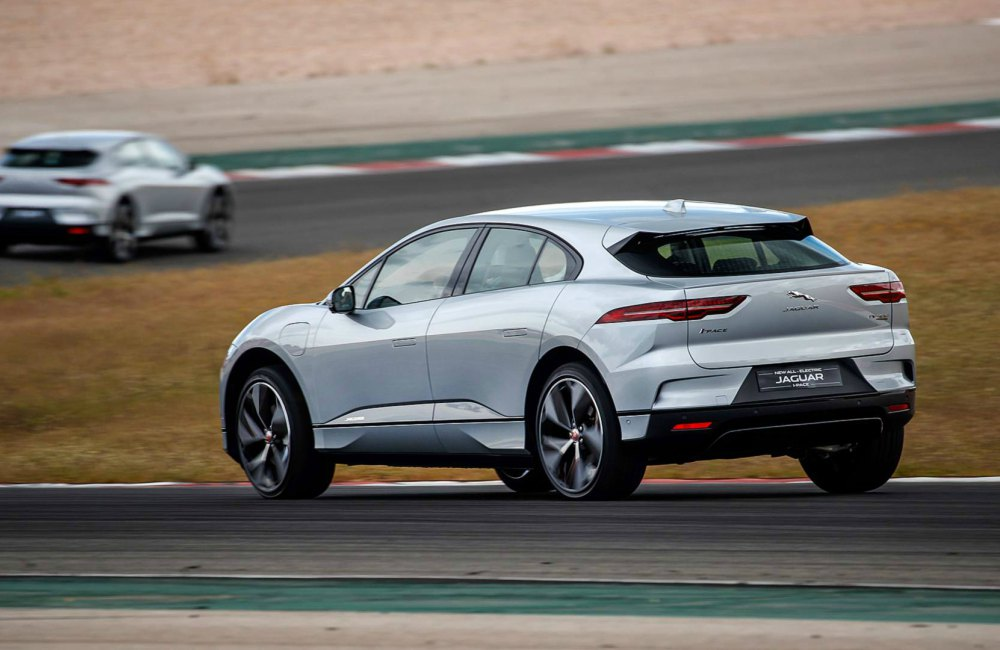 E Gen Jaguar I Pace Rear - K's Talk:纯电动车掀新趋势!7款 Fully Charged 新车型