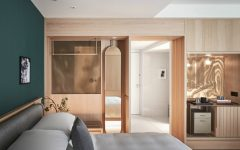 Guest Room 3 The Kimpton Da An Hotel 240x150 - 台北旅游新地标:Kimpton Da An Hotel by IHG Group