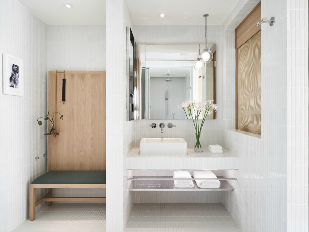 Guest Room Bathroom The Kimpton Da An Hotel - 台北旅游新地标:Kimpton Da An Hotel by IHG Group