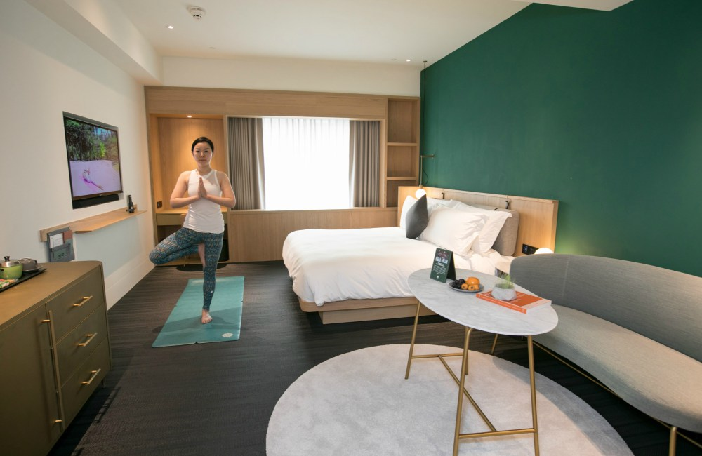 Guest Room The Kimpton Da An Hotel - 台北旅游新地标:Kimpton Da An Hotel by IHG Group
