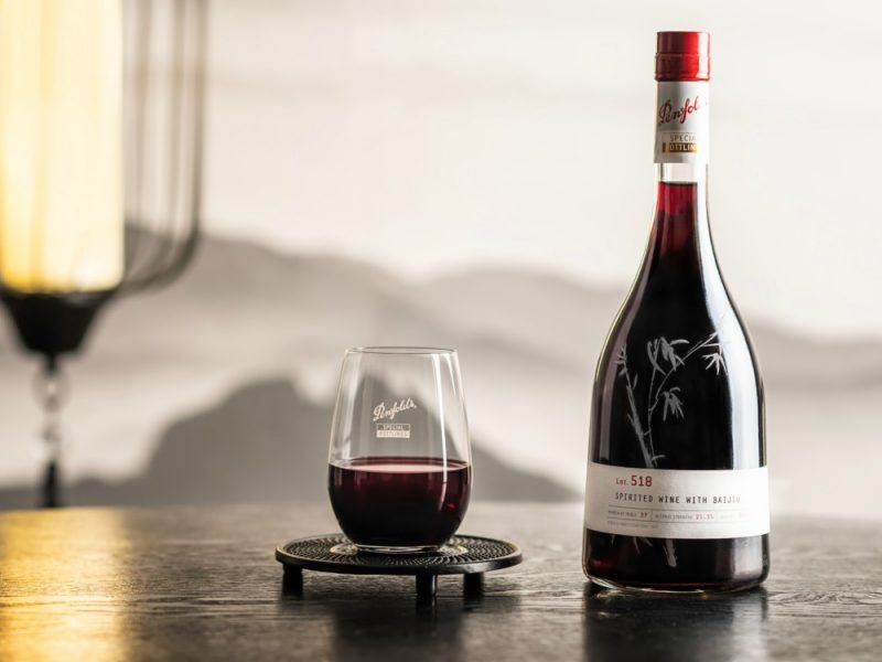Penfolds Named World's Most Admired Wine Brand by Drinks International cover 800x600 - Home