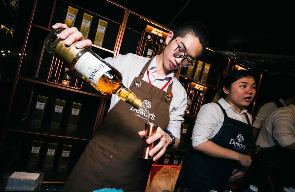 Whisky Nights by Dewars D15 Nights Double the Fun - 音乐品酒乐无穷:D15 Nights by Dewar's 品酒系列活动