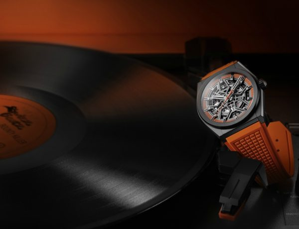 Zenith Defy Classic Swizz Beatz Edition Cover 600x460 - Swizz Beatz 黑胶盒独家腕表:Zenith Defy Classic Beatz