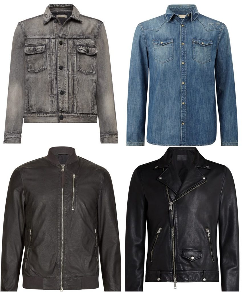 allsaints spring 2019 mens leather jacket 1 853x1024 - 英国时尚品牌 AllSaints 登陆大马