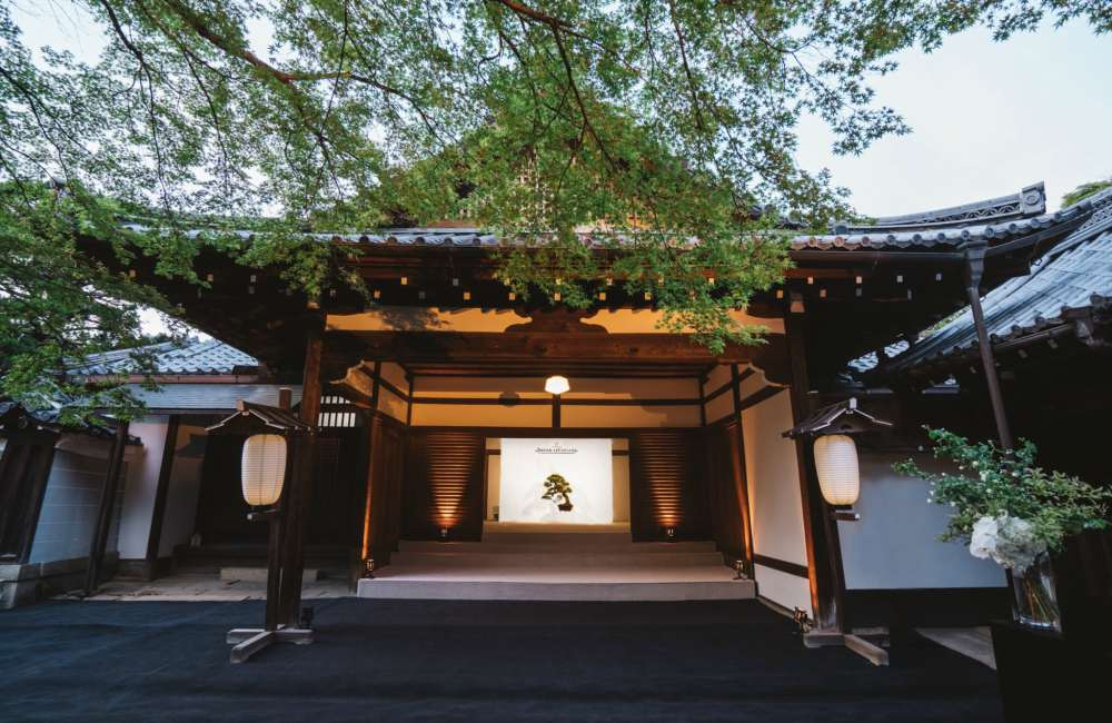 Art of Mechanical Jaegaer Lecoulter Event Venue in Japan Traditional House - 全新音簧 悦耳钟声:JLC 超卓传统大师万年历三问腕表