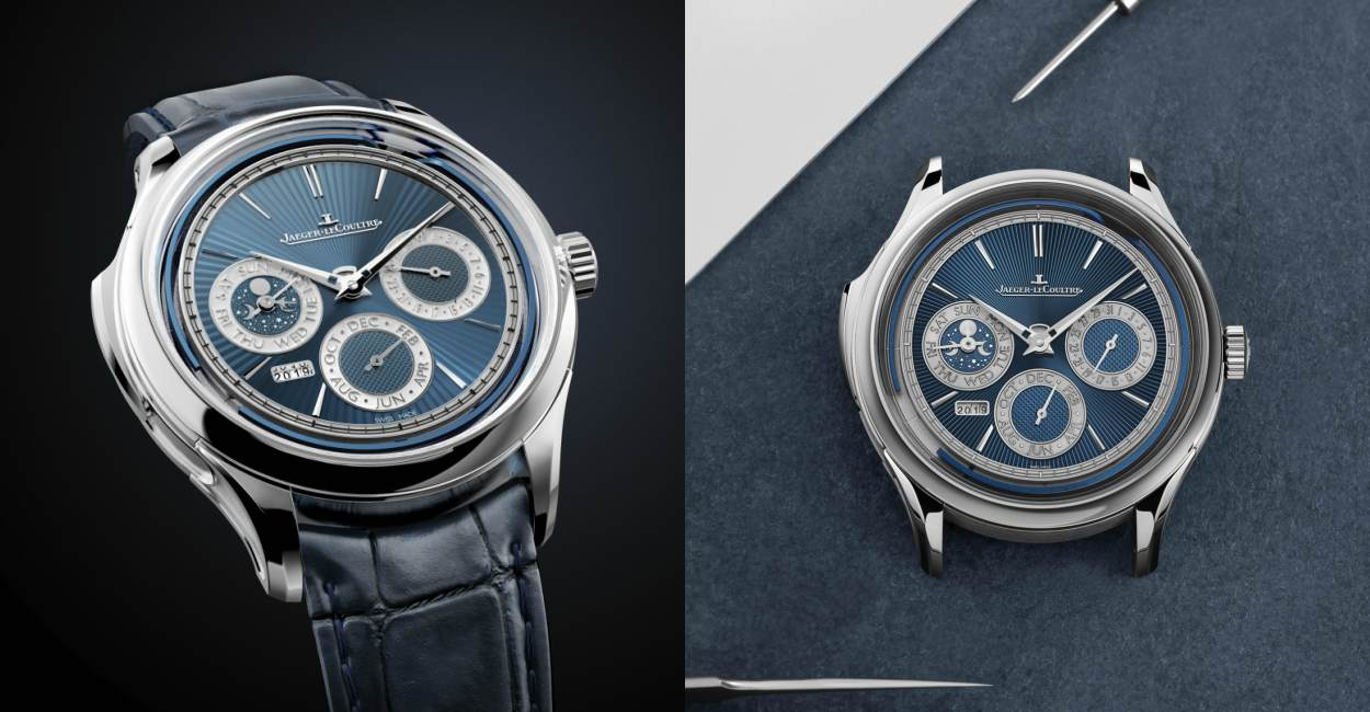 Art of Mechanical Jaegar Lecoultre Master Grande Tradition Répétition Minutes Perpétuelle cove - 全新音簧 悦耳钟声:JLC 超卓传统大师万年历三问腕表