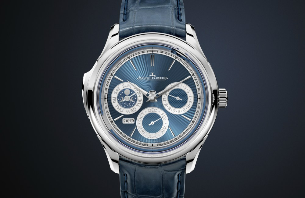 Art of Mechanical jaeger Lecoultre Master Grande Tradition Répétition Minutes Perpétuelle - 全新音簧 悦耳钟声:JLC 超卓传统大师万年历三问腕表