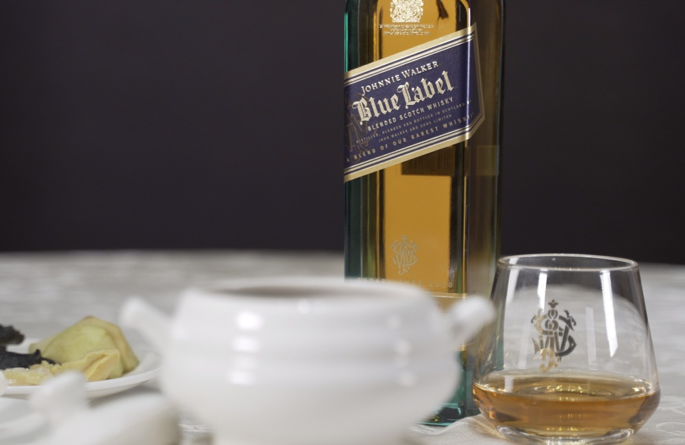 Johnnie Walker Blue Label Wine Pairing - 与 Johnnie Walker 共襄盛举:JW Blue Label Cities Pack