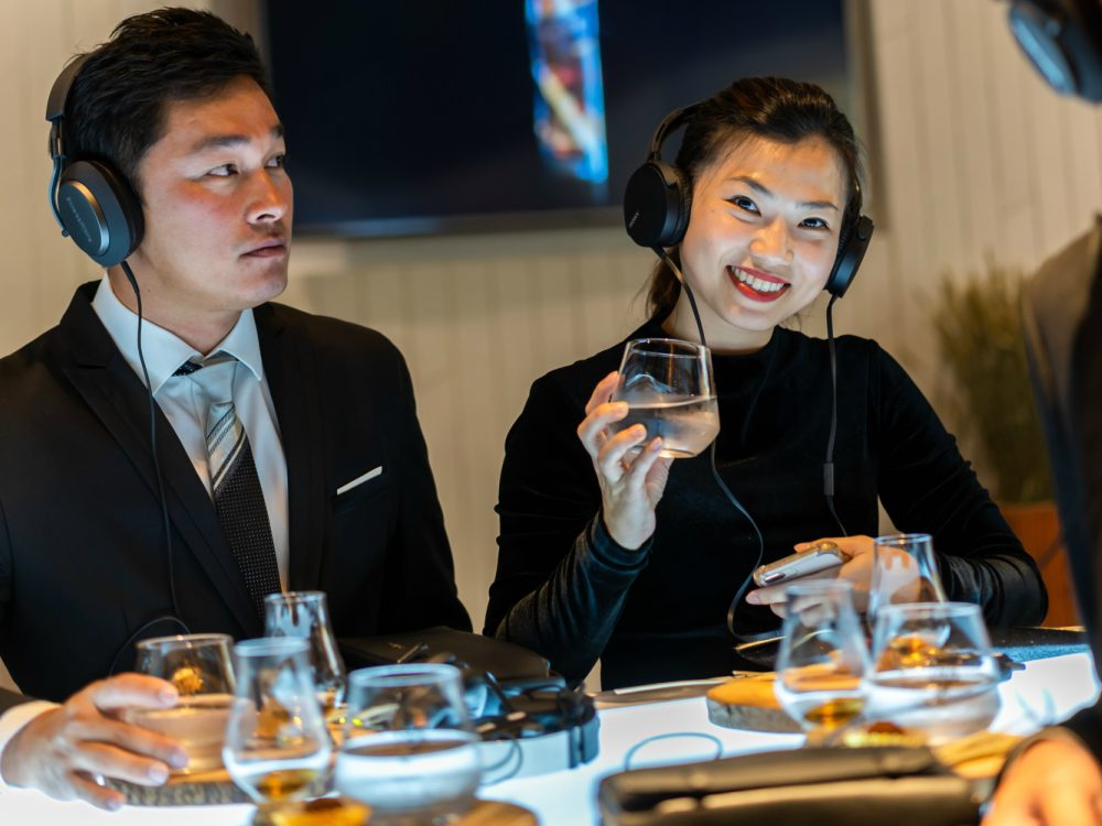 Johnnie Walker Blue Label Wine Tasting - 与 Johnnie Walker 共襄盛举:JW Blue Label Cities Pack