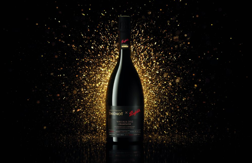 Penfolds x Thienot Champagne Red Wine - 纪念非凡175周年:Penfolds x Thiėnot 珍藏版香槟