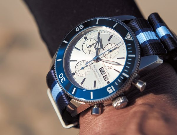breitling superocean heritage ocean conservancy limited edition 2019 600x460 - 进一步保育海洋!Breitling Superocean Heritage 巴厘岛发布
