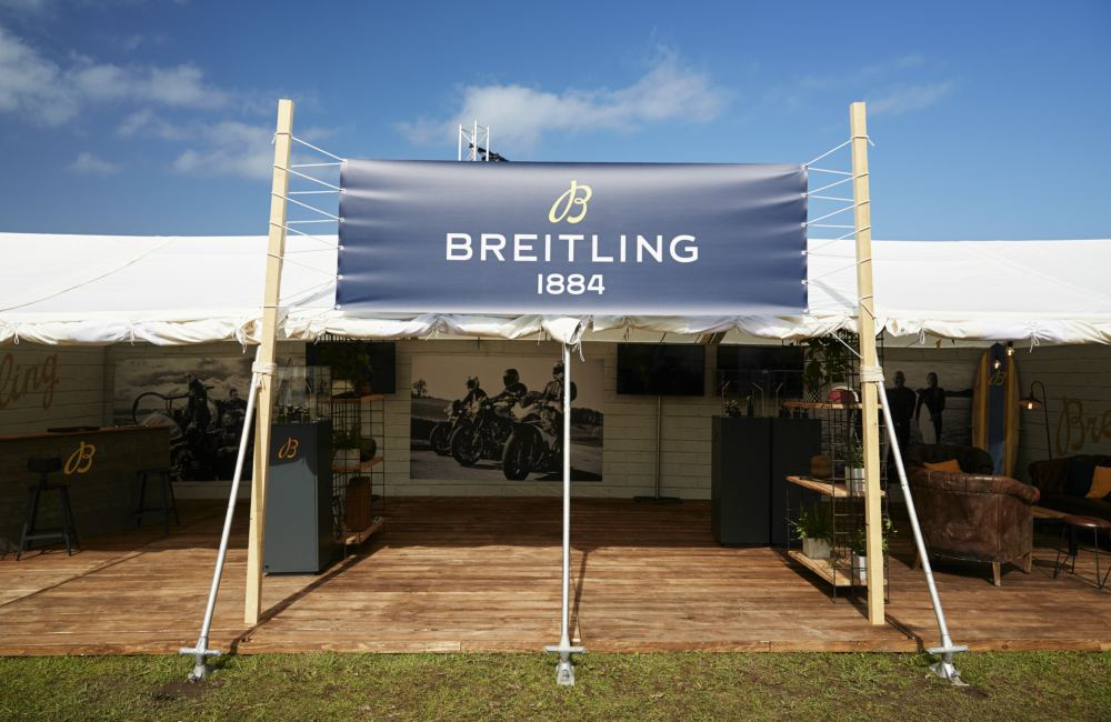 Breitling Wheel and Waves Limited Edition Event 5 - 海陆空精髓的诠释:Breitling Wheels and Waves 限量腕表