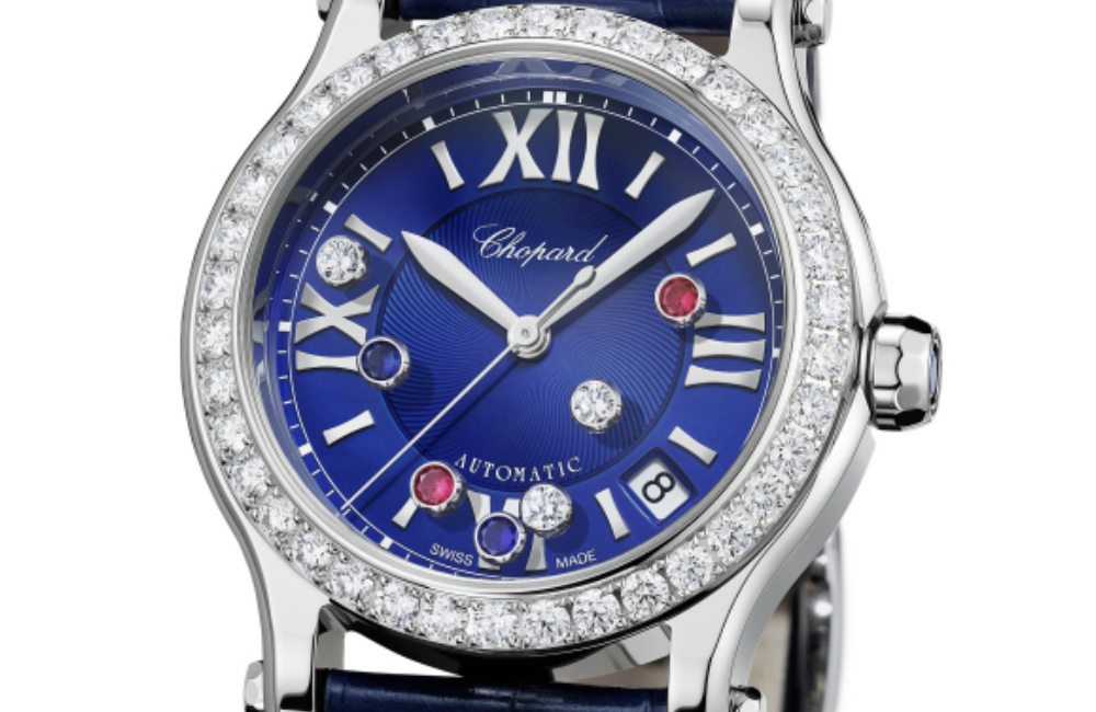 Chopard Happy Sport London Edition Diamond Edition - CHOPARD Happy Sport London Edition 伦敦限量版腕表