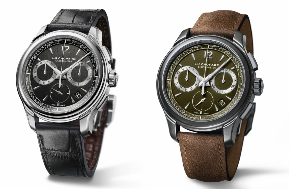 Fathers Day Gift Guide Chopard L.U.C Chrono One Flyback 1 - KINGSSLEEVE Father's Day Gift Guide:送礼指南