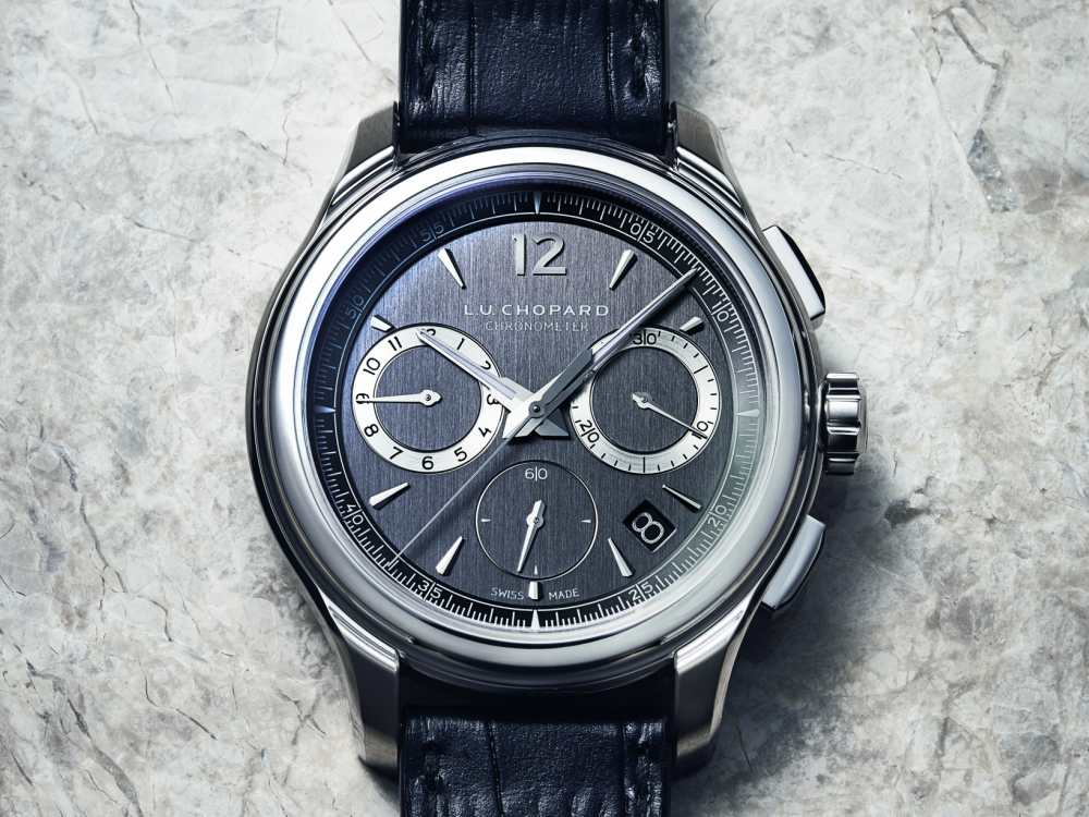 Fathers Day Gift Guide Chopard L.U.C Chrono One Flyback - KINGSSLEEVE Father's Day Gift Guide:送礼指南